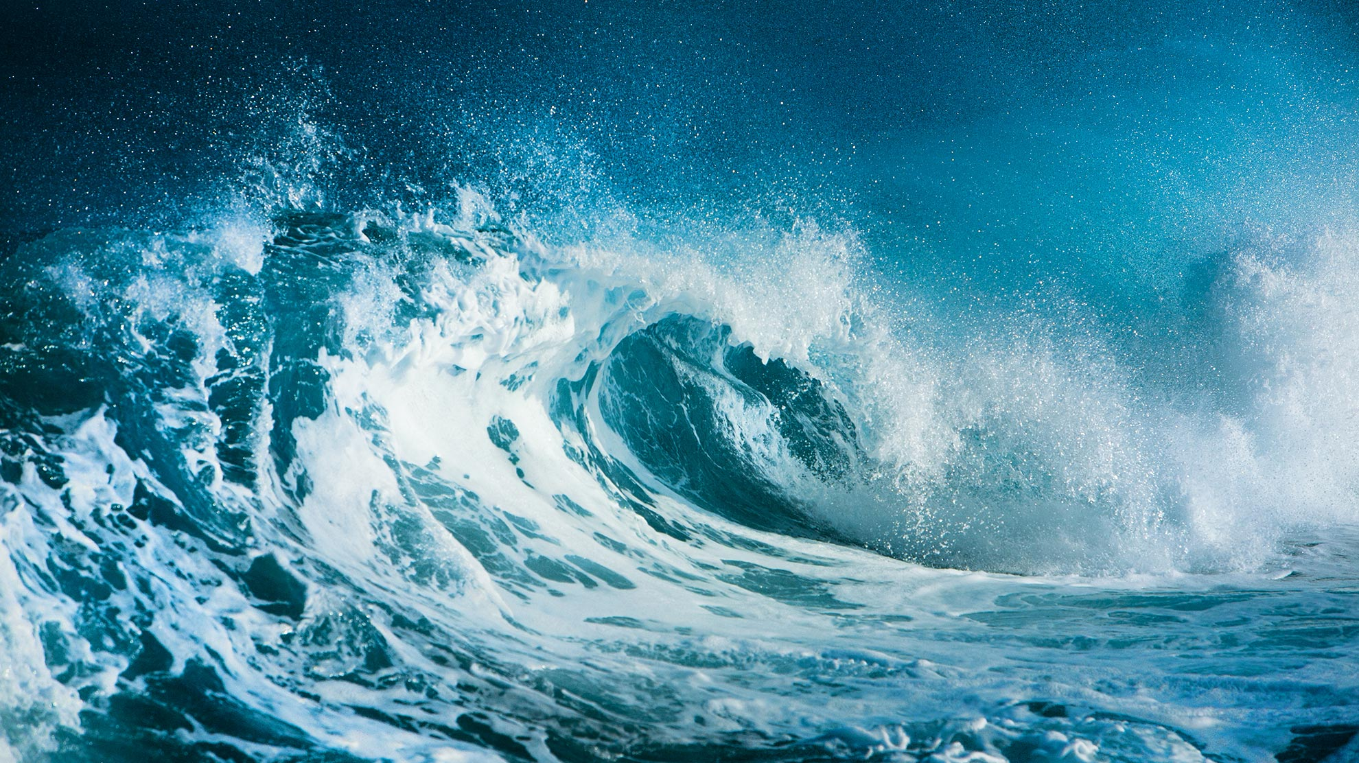Saltwater causes a sea-change in energy generation