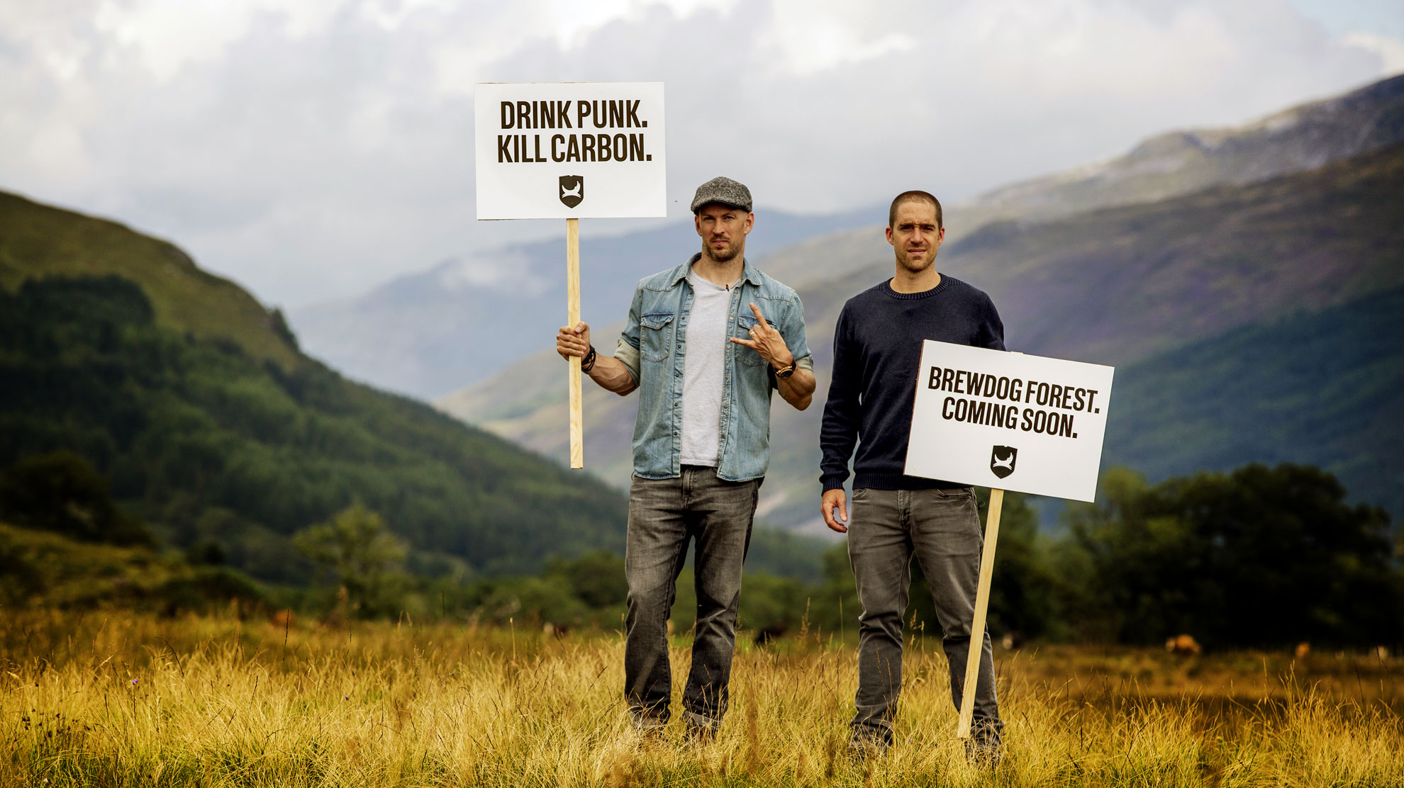 BrewDog branches out into planting trees