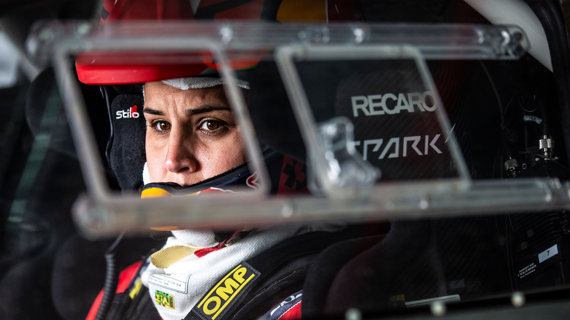 Laia Sanz – the race driver: 'We'll have to be full gas from the beginning'