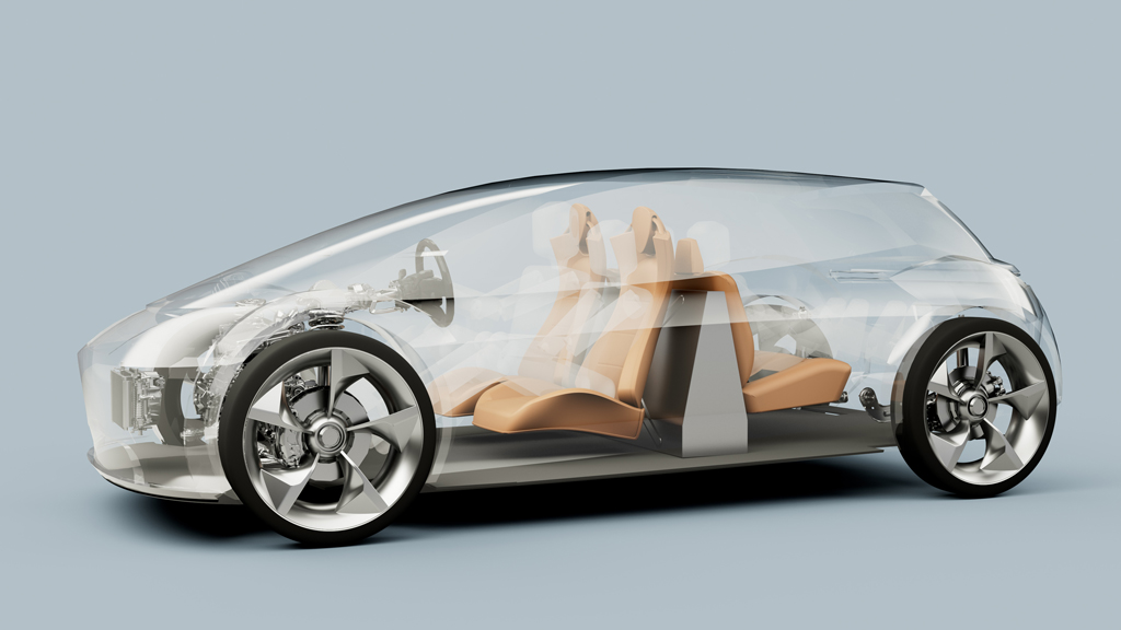 It will be more compact than standard electric vehicle designs and has the potential for a lower, more aerodynamic vehicle and a similar wheelbase to current cars.