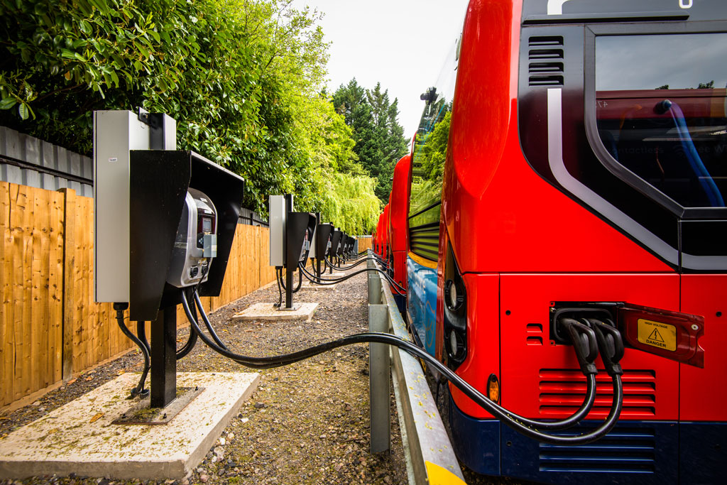 Zenobe runs and maintains the charging infrastructure in the bus depots
