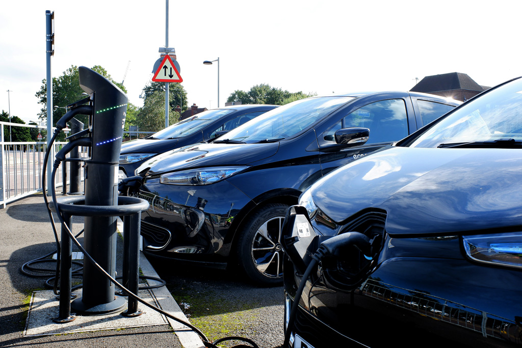 The adoption of electric vehicles is on the uptake, and with proper infrastructure in place could see the end of fossil fuel vehicles.